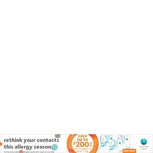728x90 Allergy Web Banner
